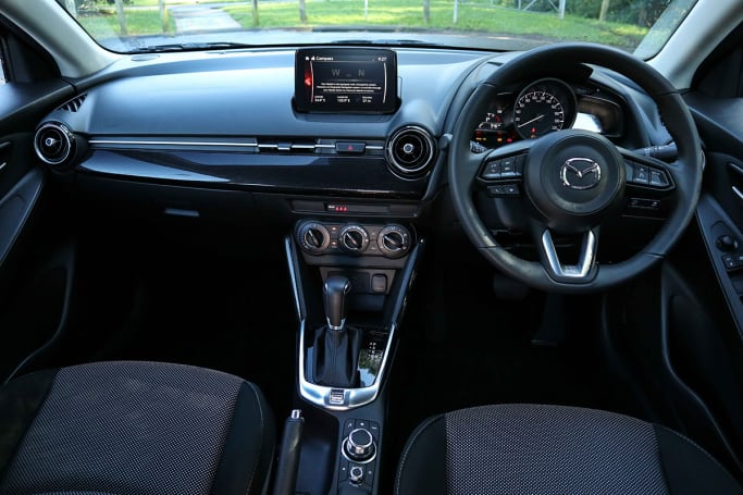Mazda2 Maxx sedan 2017 review  CarsGuide
