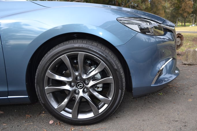The GT Model Adds 19 Inch Alloy Wheels. (image Credit: Richard Berry
