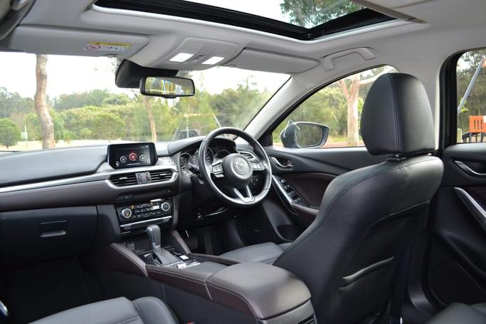 Mazda 6 wagon 2017