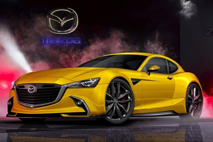 mazda is bringing out a production rotary!   carsguide - oversteer