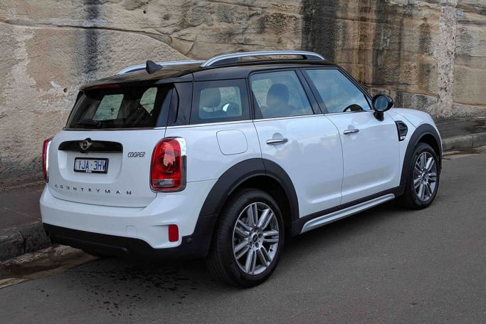 mini countryman cooper 2017 review weekend test carsguide. Black Bedroom Furniture Sets. Home Design Ideas