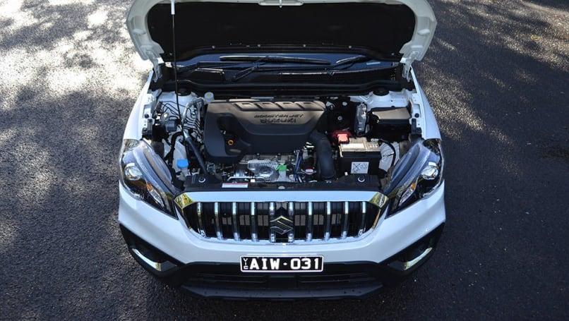 Suzuki s cross turbo