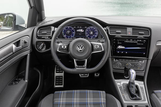 Volkswagen Golf Gte 2018 Review Carsguide