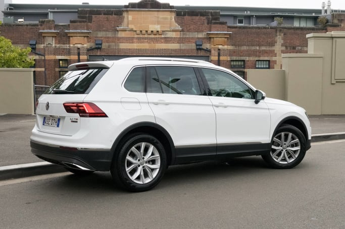 volkswagen tiguan 162tsi highline 2017 review carsguide. Black Bedroom Furniture Sets. Home Design Ideas
