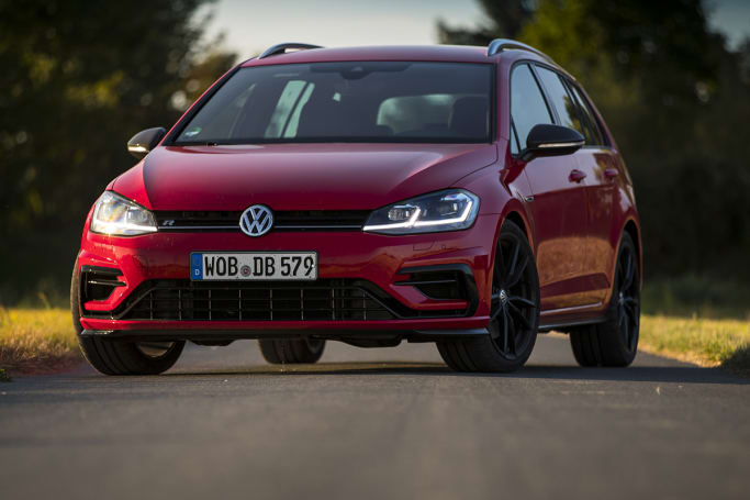Volkswagen Golf R wagon 2017 review   CarsGuide