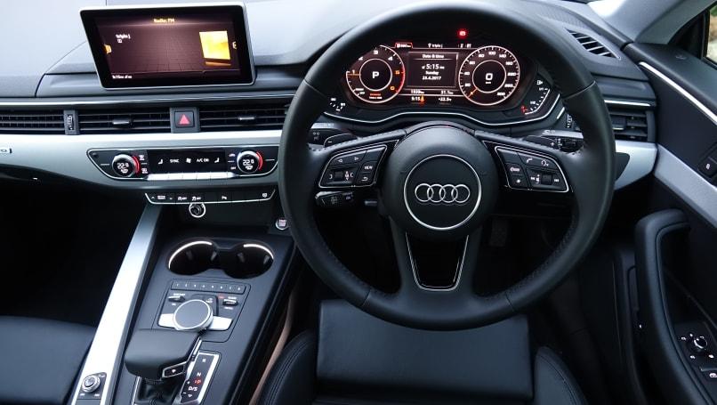 Audi A Coupe TDI Quattro Review CarsGuide - Audi 5
