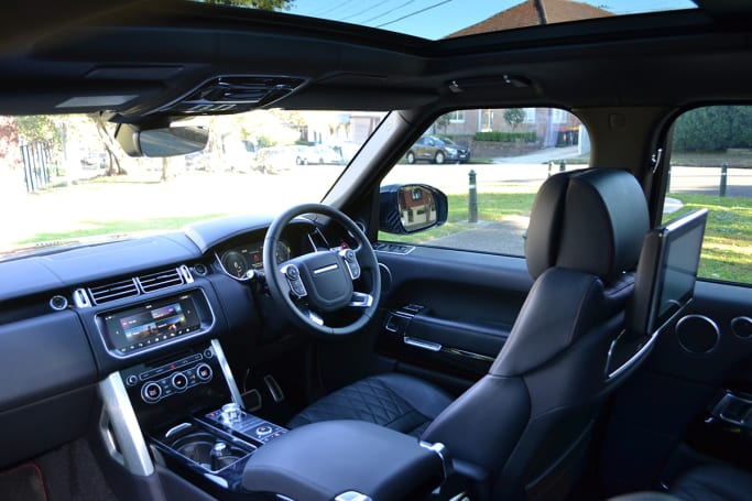 range rover svautobiography dynamic 2017 review carsguide. Black Bedroom Furniture Sets. Home Design Ideas