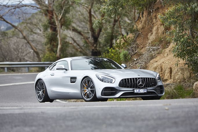 Mercedes Benz Sls Amg Review >> Mercedes-AMG GT S 2018 review | CarsGuide
