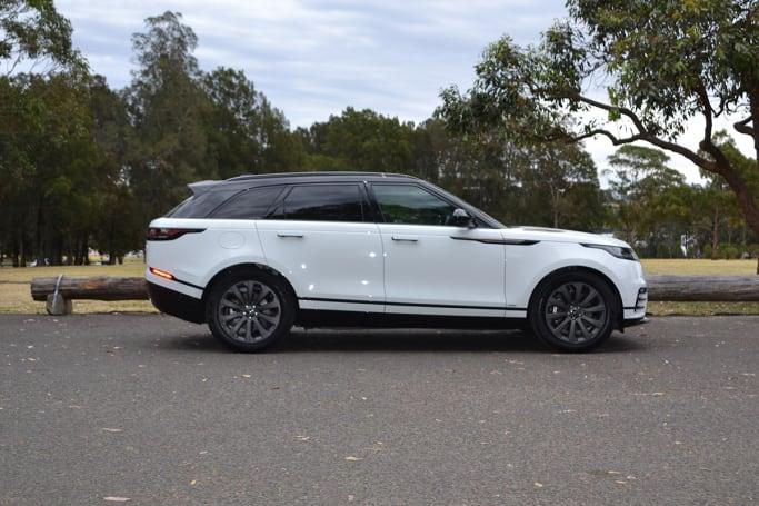 Range Rover Velar 2018 Review Se R Dynamic D300 Carsguide