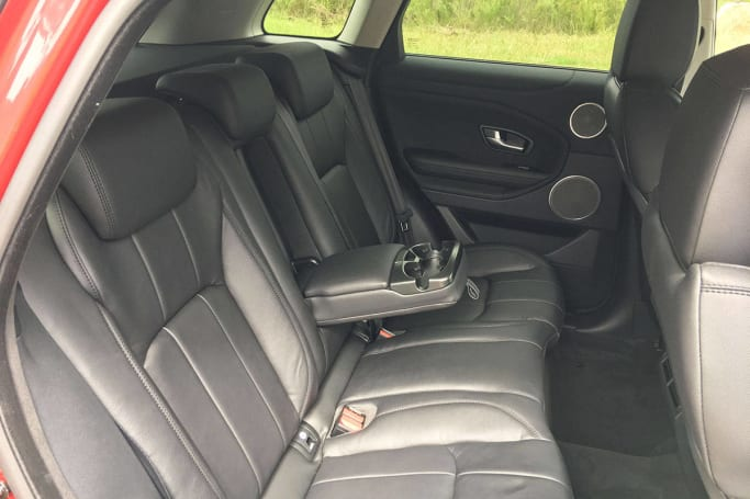 Land Rover Range Rover Evoque Se Si4 2017 Review Carsguide