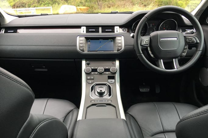 Land Rover Range Rover Evoque Se Review Carsguide