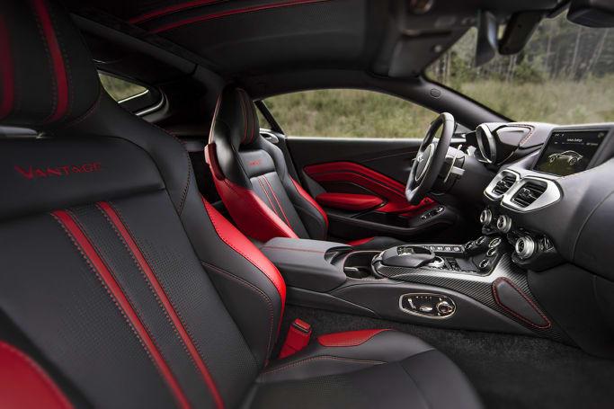 Aston Martin Vantage 2018 Revealed Car News Carsguide