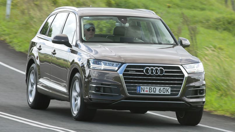 Audi working on solution to Q7 diesel AdBlue issue - Car News