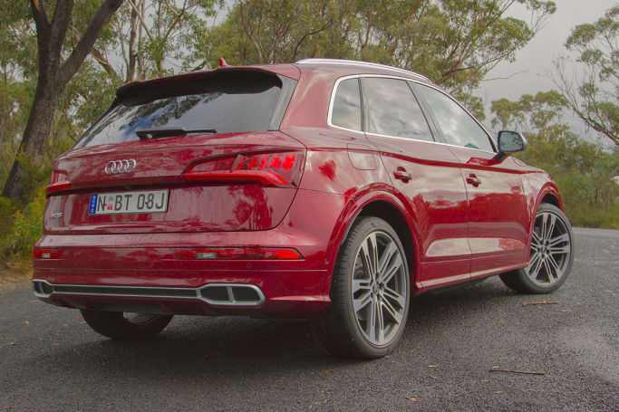 Audi SQ5 2018 review | CarsGuide