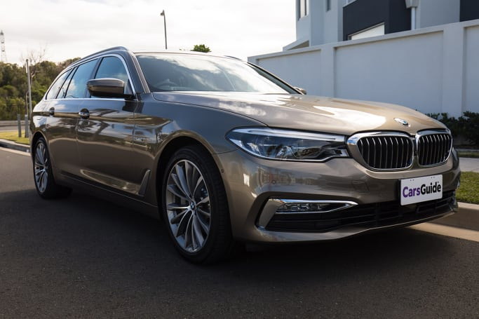 Bmw 530i Touring 2018 Review Carsguide