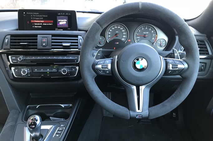Bmw M4 Max Speed