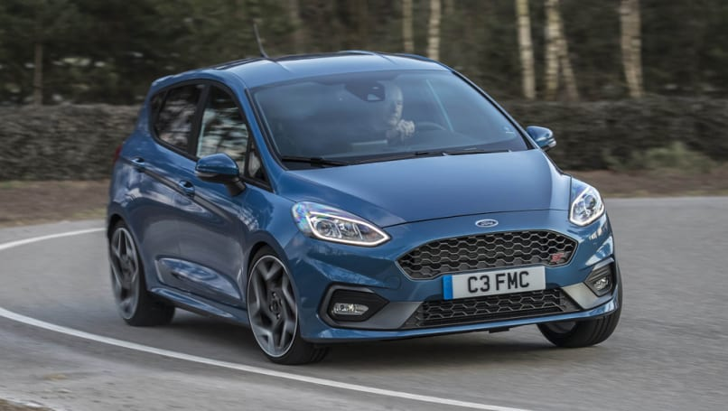 Ford Fiesta St 2018 Confirmed For Australia Car News Carsguide