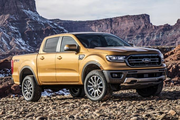 Ford Ranger 2018 Us Spec Revealed Ahead Of Detroit Car News