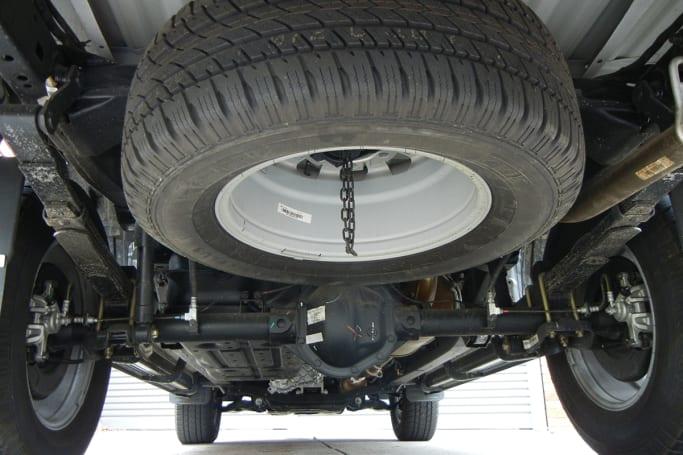 Foton Tunland 2018 review: 4x4 auto | CarsGuide