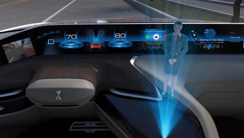 havals wey  concept previews full autonomous driving car news carsguide