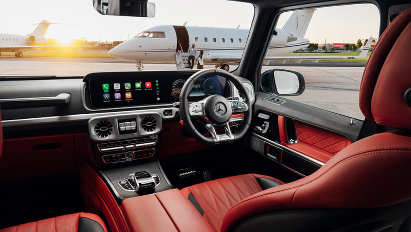 mercedes-amg g63 2019 pricing and specs confirmed
