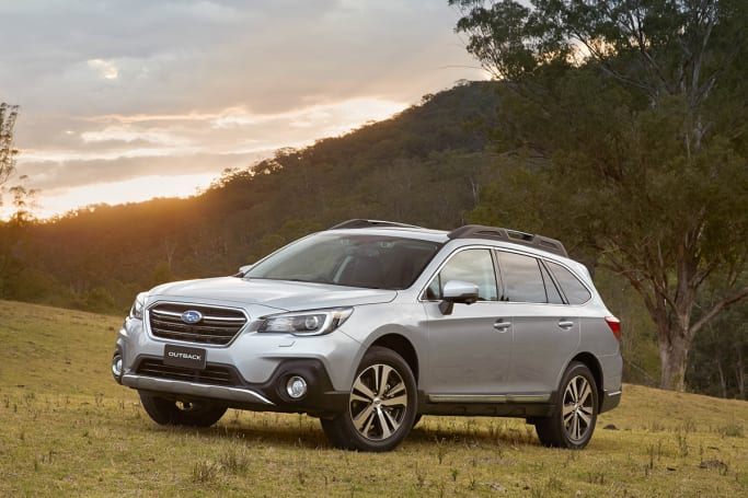 Subaru Outback 2018 Review Carsguide