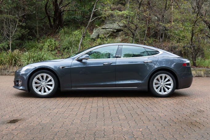 Tesla Model S 75d 2018 Review Carsguide