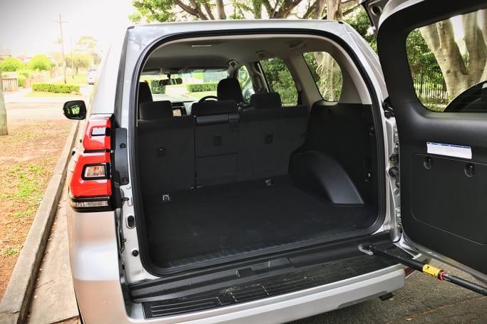 Toyota Prado Gx Manual 2018 Review Carsguide