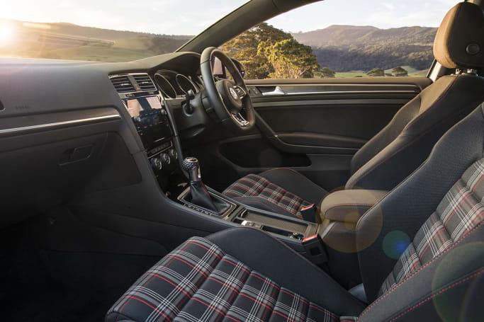 Volkswagen Golf Gti Original 2018 Review Carsguide