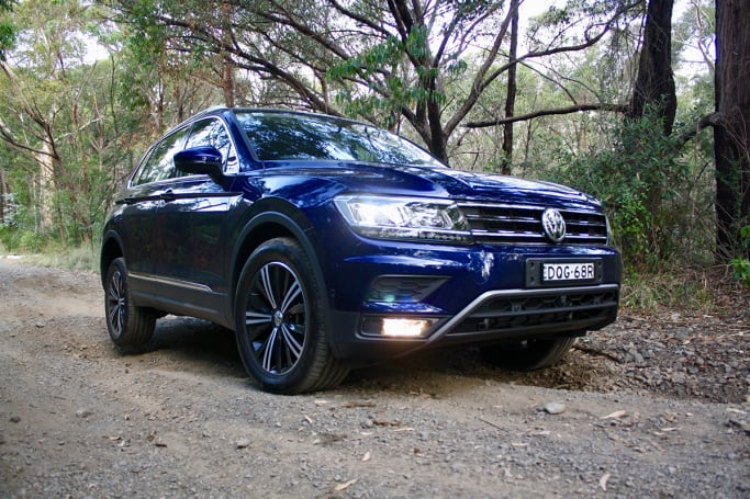 Volkswagen Tiguan 2018 Review 132tsi Adventure Carsguide