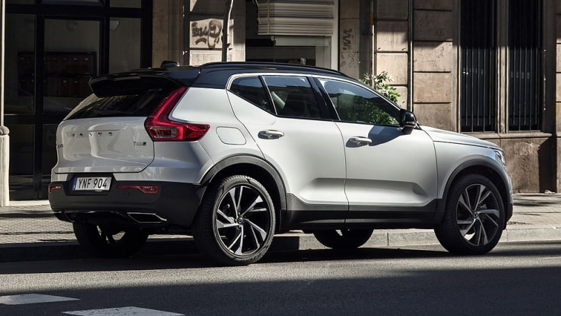 Volvo Xc40 2018 Pricing And Specs Revealed Car News Carsguide