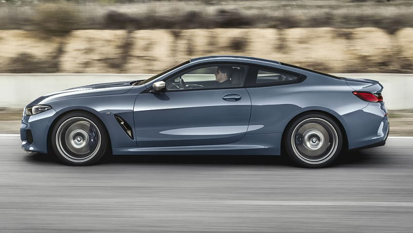 Bmw 8 Series Coupe 2018 Revealed Car News Carsguide