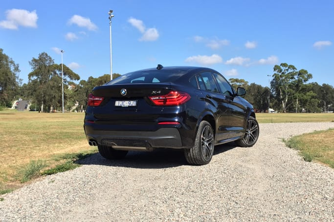 Bmw X4 2018 Review Carsguide