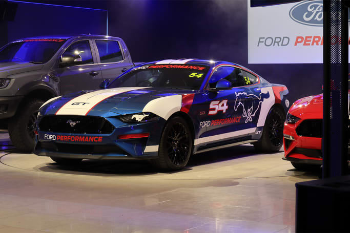 Ford Brings Back The Mustang To Supercars Car News Carsguide