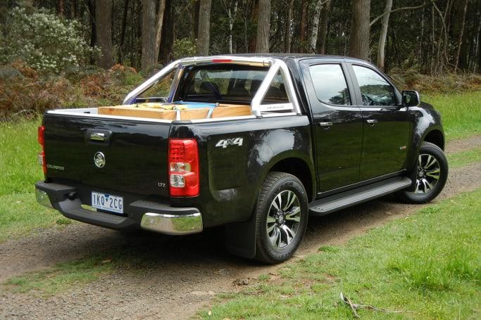 Holden Colorado Ltz 2018 Review Carsguide