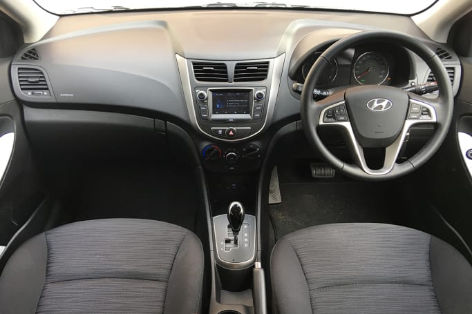 Hyundai Accent 2018 Review Carsguide