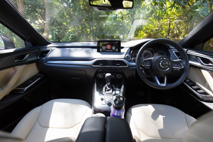 Mazda Cx 9 Azami Awd 2018 Review Carsguide