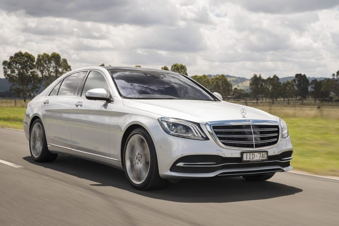 Mercedes-Benz S-Class 2018 review   CarsGuide