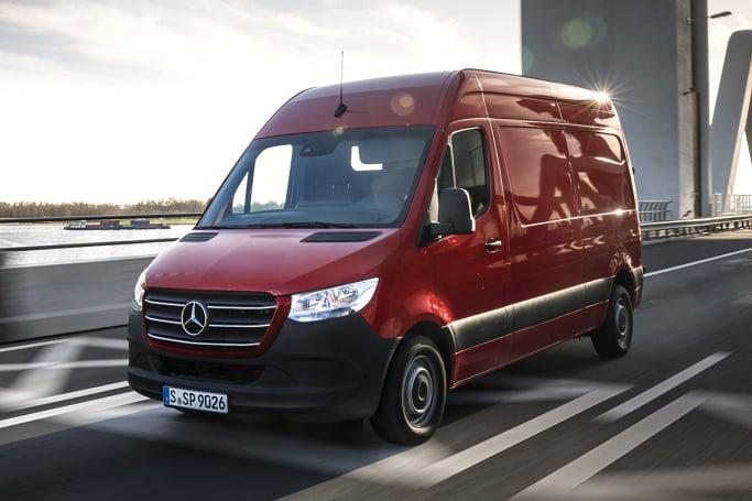 mercedes benz sprinter 2018 review carsguide. Black Bedroom Furniture Sets. Home Design Ideas