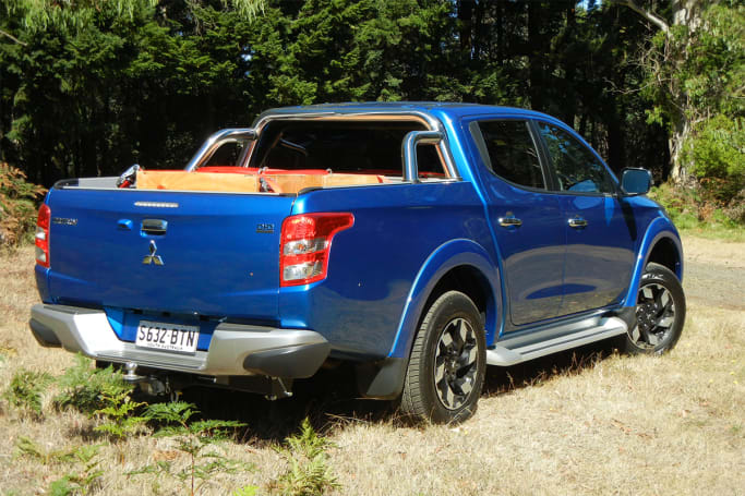 Mitsubishi Triton 2018 review: Exceed | CarsGuide