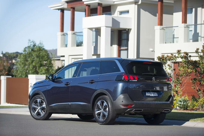 Peugeot 5008 2018 Review Carsguide