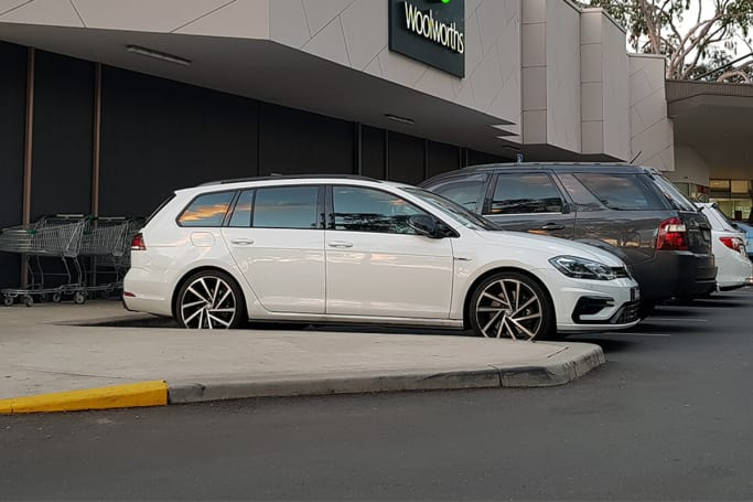 vw golf   review grid edition wagon long term carsguide
