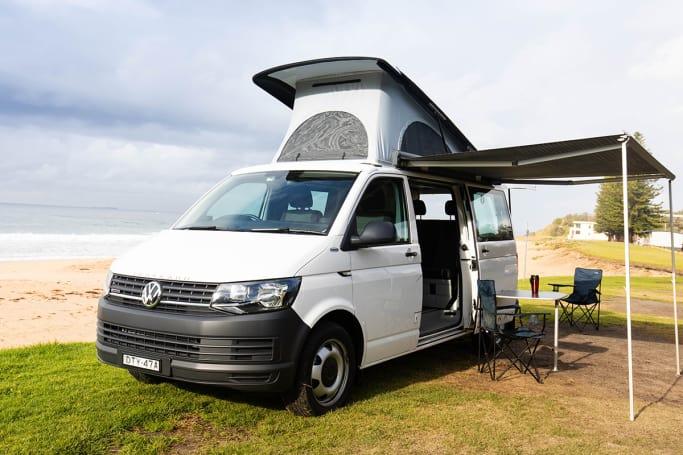 d496cefede361e Volkswagen Transporter Trakkadu 400 AWD camper van 2018 review ...