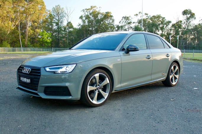 Audi A4 2019 Review Black Edition Carsguide