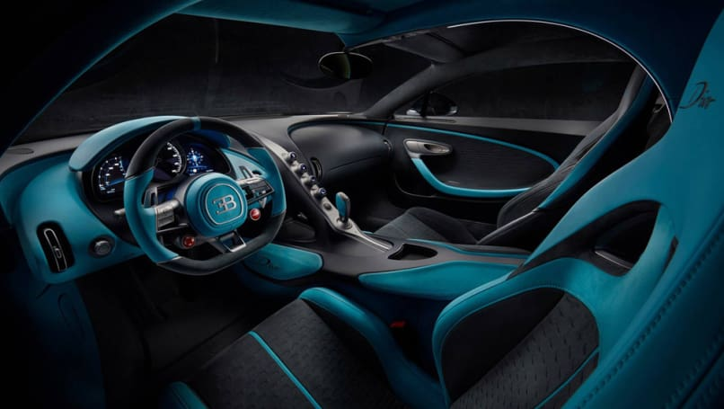 Bugatti Divo 2019 Becomes Brand S Top Model Car News Carsguide