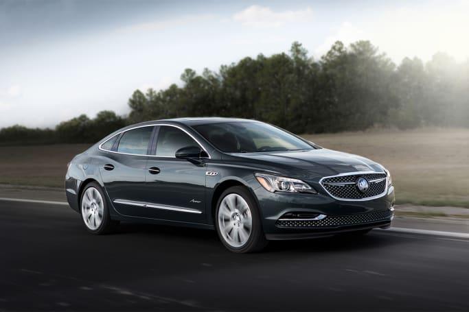 Buick, não é uma placa que significa muito para os australianos com menos de 80 anos.