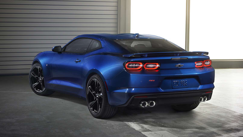 Chevrolet Camaro in Australia: Great News for Chevy Fans | CarsGuide