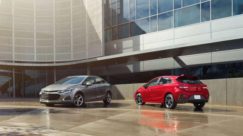Fora do mercado de locação, a demanda por um carro do tamanho de um Cruze nos Estados Unidos é fraca, para dizer o mínimo.