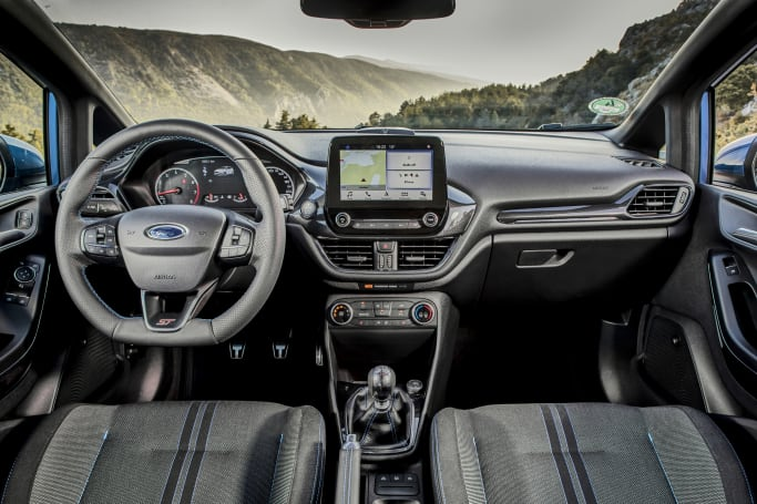 Ford Fiesta St 2019 Review Carsguide