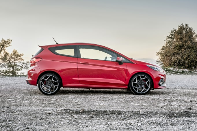 ford fiesta st  review carsguide